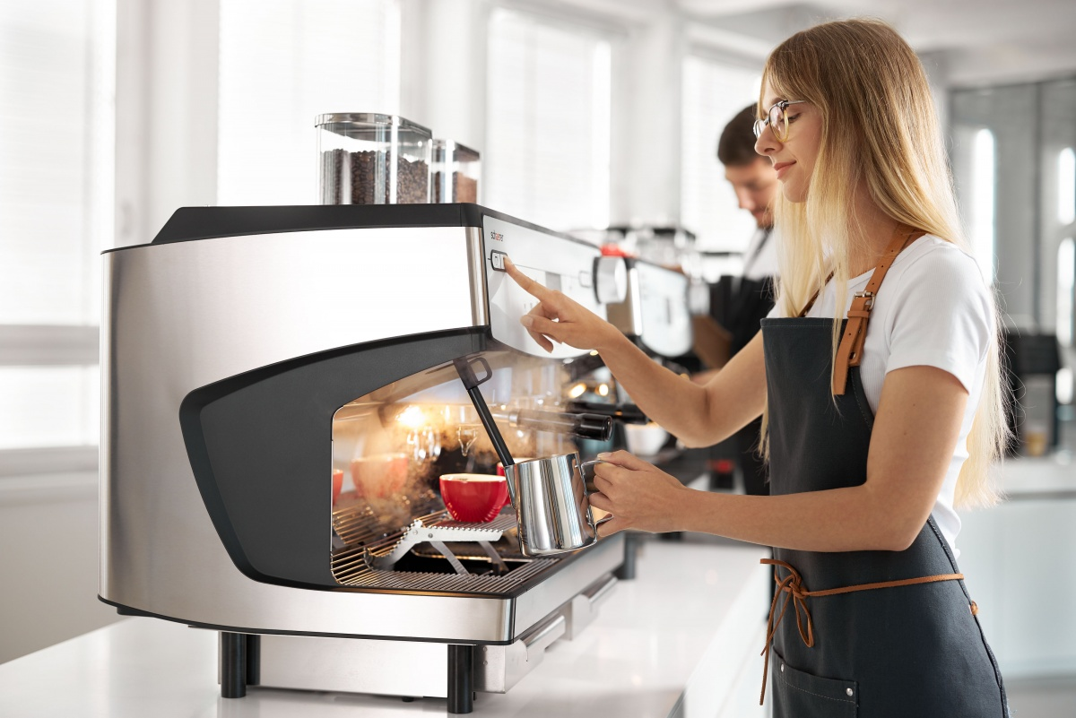 Updated Schaerer Barista